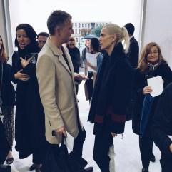 Hermès guests - Aymeline Valade