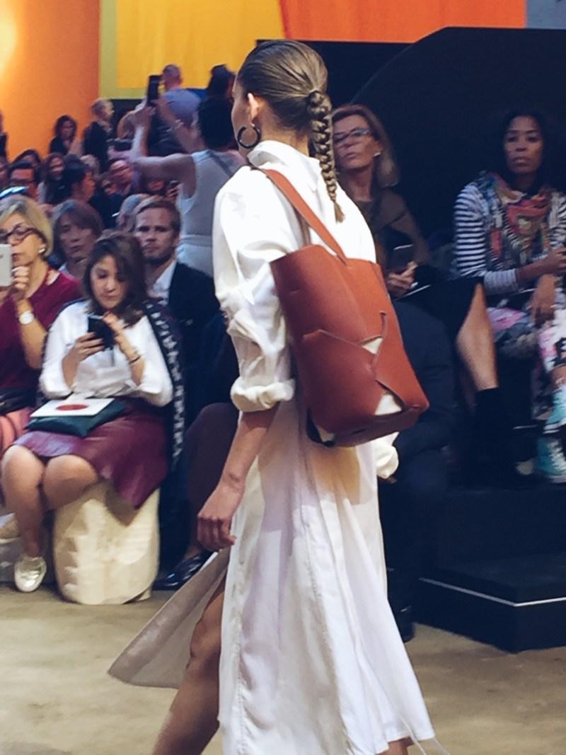 Celine ss 2016 Show Paris Fashion Week