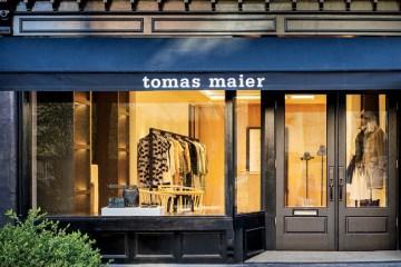 Spotlight: Tomas Maier Boutique