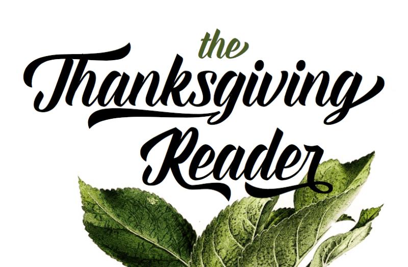 thanksgiving reader seth godin