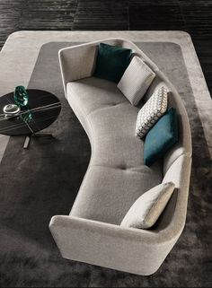 Amazing shape by Minotti