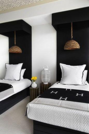 VT Home Interior Design Maximalism Bedroom