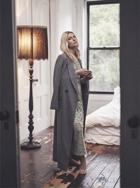 Claire Danes in PORTER