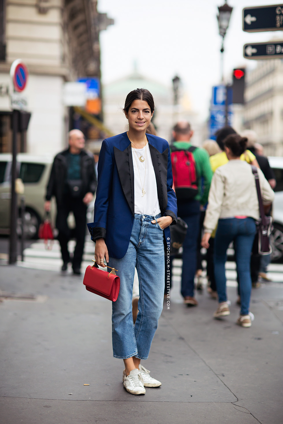 How To Find Your Personal Style According To Leandra Medine Visual Therapy