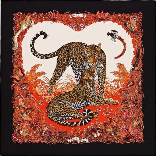 Jungle love Scarf
