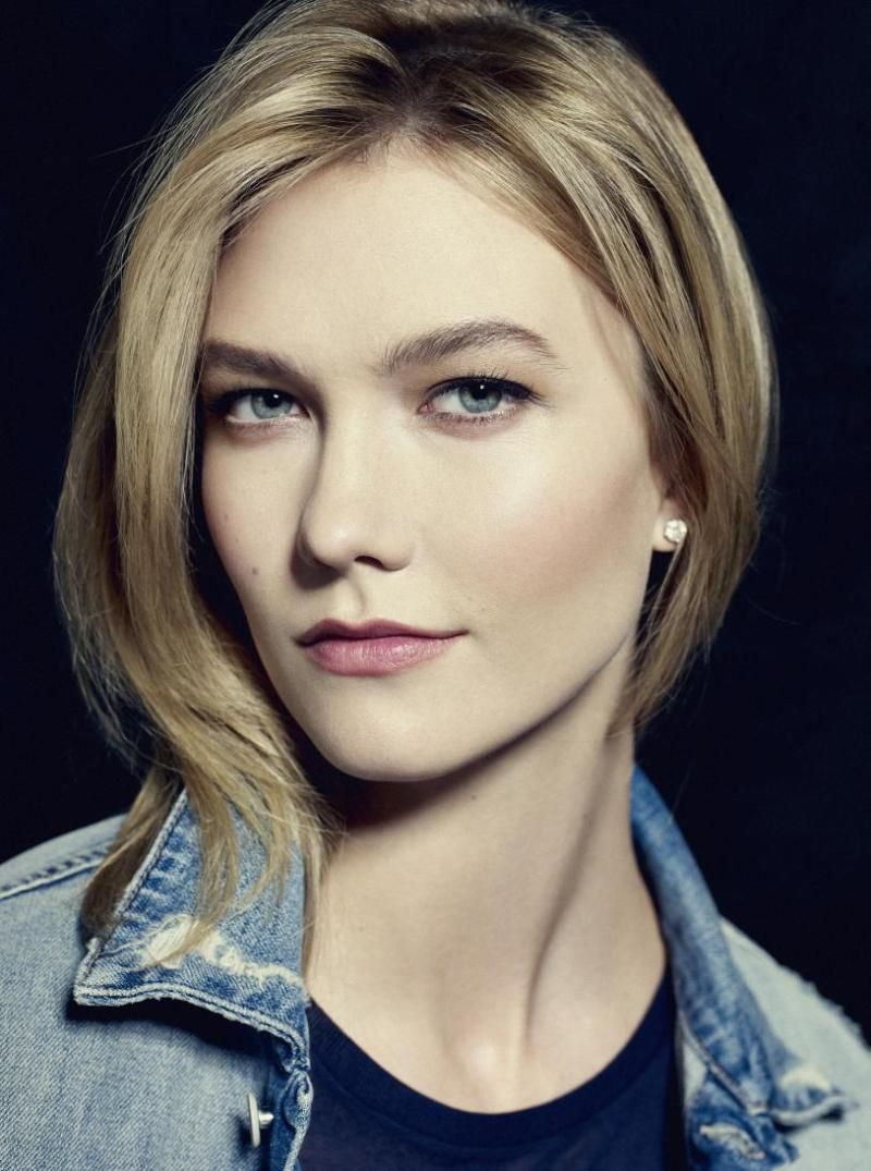Karlie Kloss in Time mag