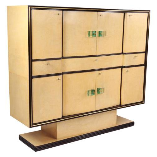 Italian Arte Modern Cabinet