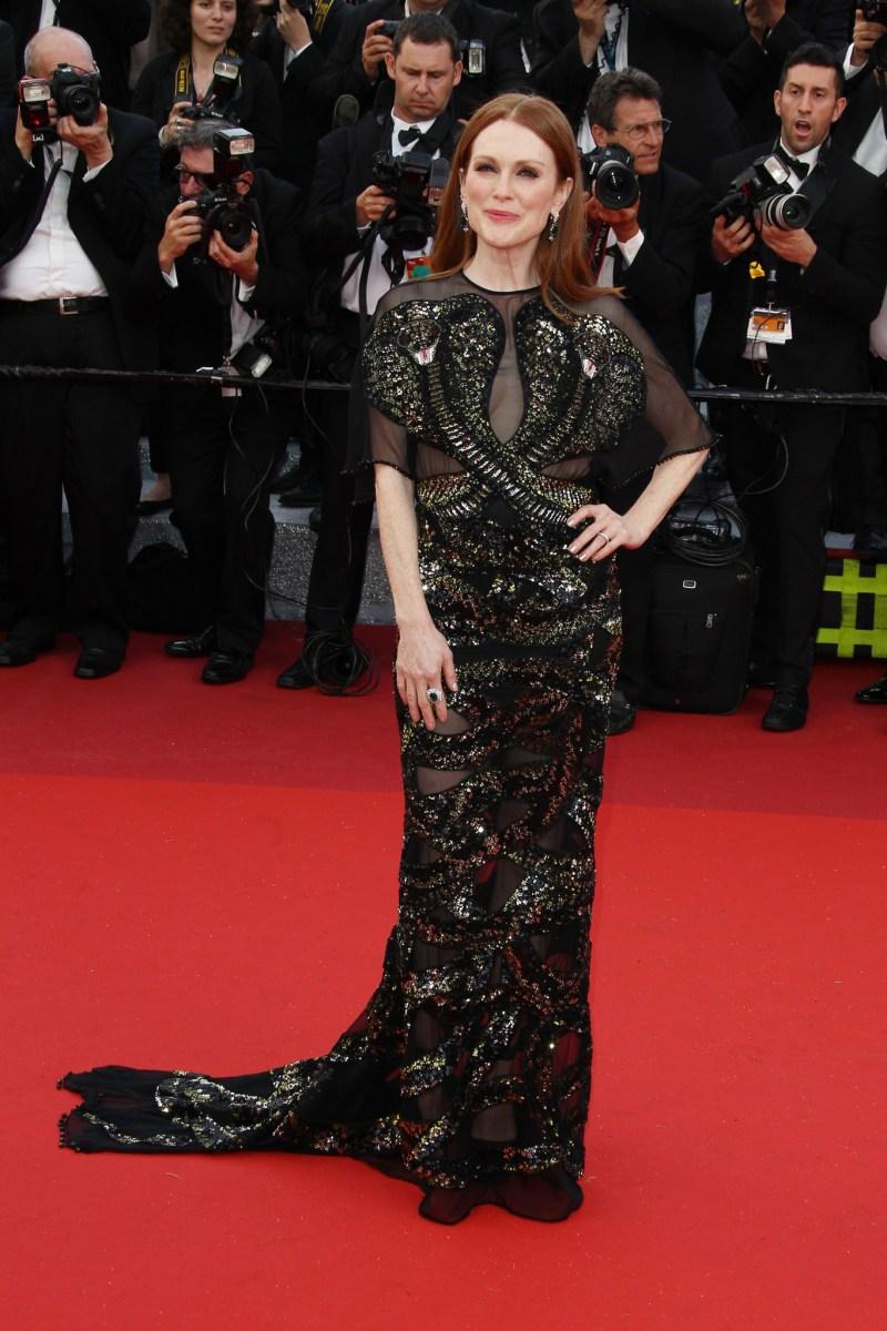 Julianne Moore Cannes Film Festival 2016