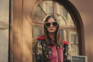 Vogue Gucci Gia Coppola Film