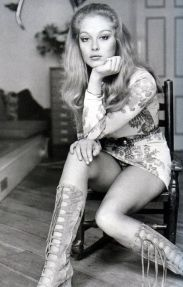 Bond Girl Jenny Hanley