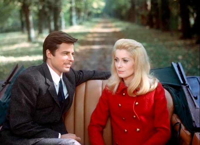 Catherine Deneuve in Belle Du Jour