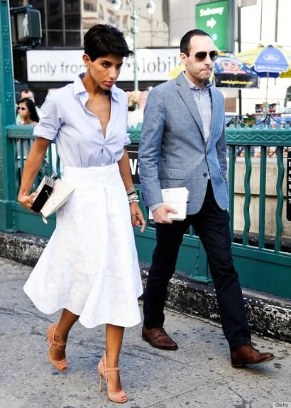 Princess Deena Aljuhani Abdulaziz street style pfw paris