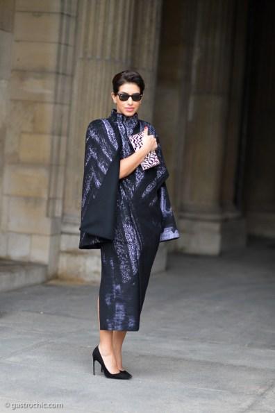 Princess Deena Aljuhani Abdulaziz street style
