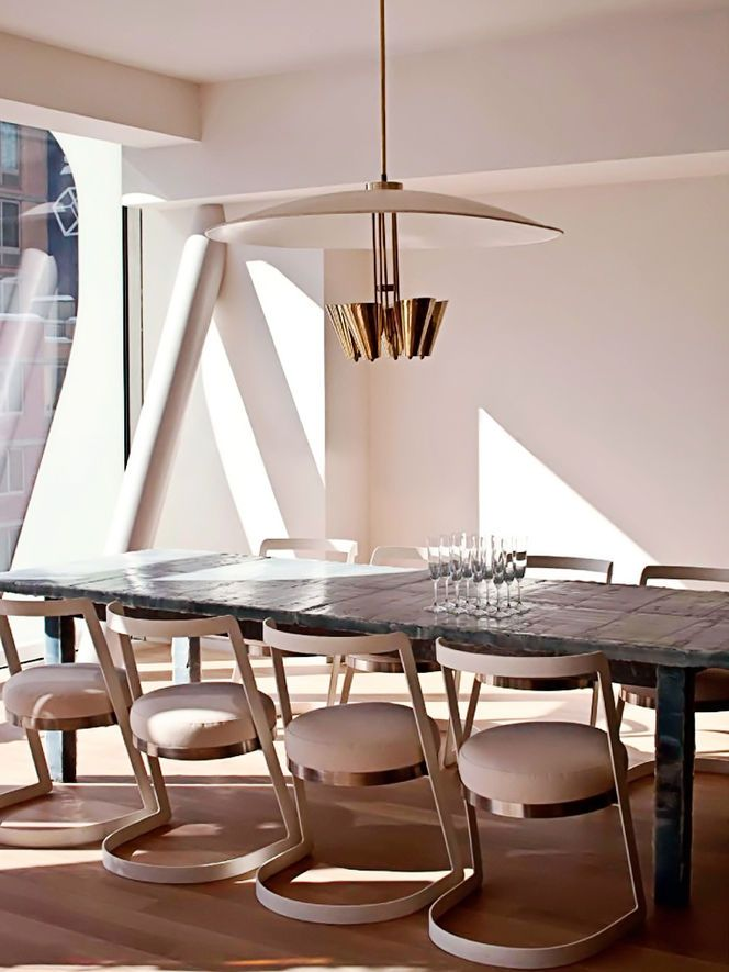 vt home: 9 exceptional dining tables | visual therapy