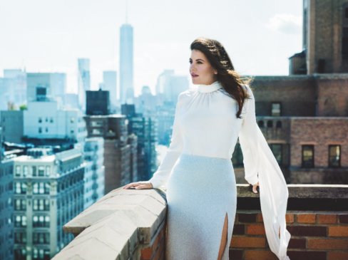 Ann Caruso's work | MONICA LEWINKSY, PORTER MAGAZINE, PHOTOGRAHED BY BJORN IOOSS