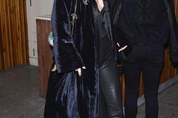 Kendall Jenner velvet