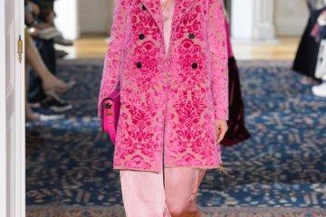 valentino spring 2017 pink