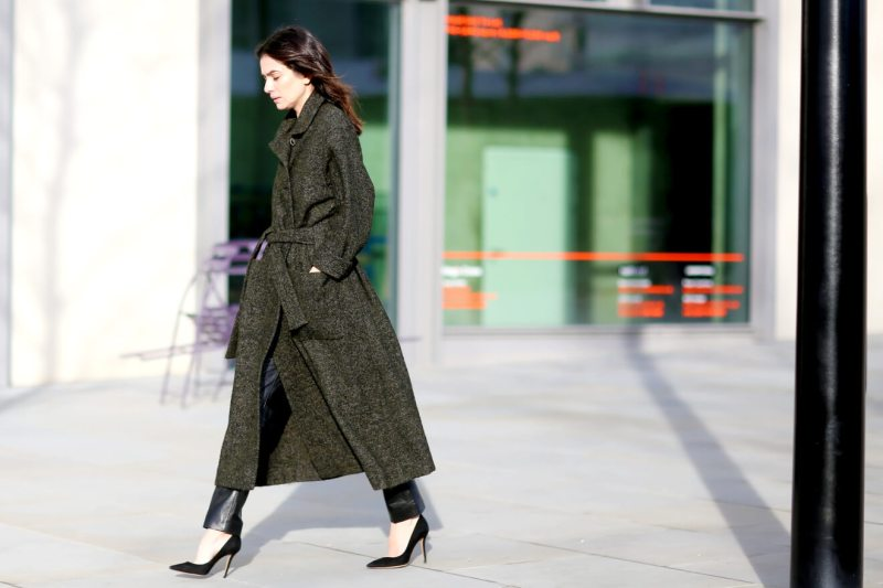 Duster Street Style