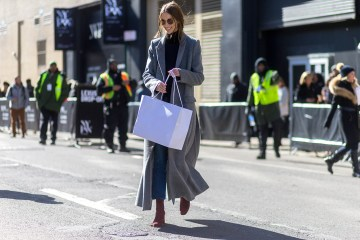 Street Style Shopping