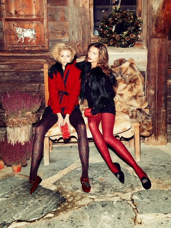 Holiday Fashion Editorial