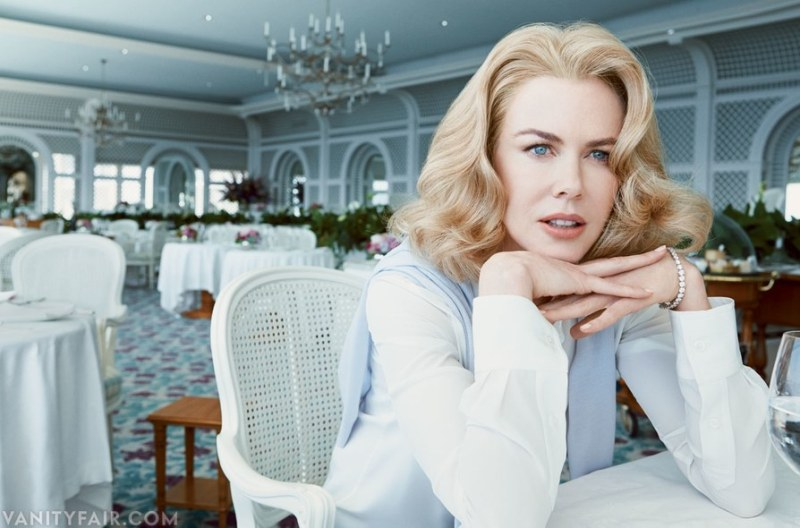 Nicole Kidman in Vanity Fair