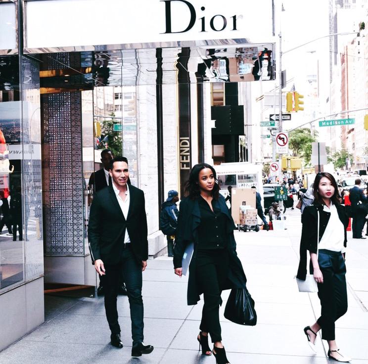 Luxury Wardrobe Stylists Visual Therapy