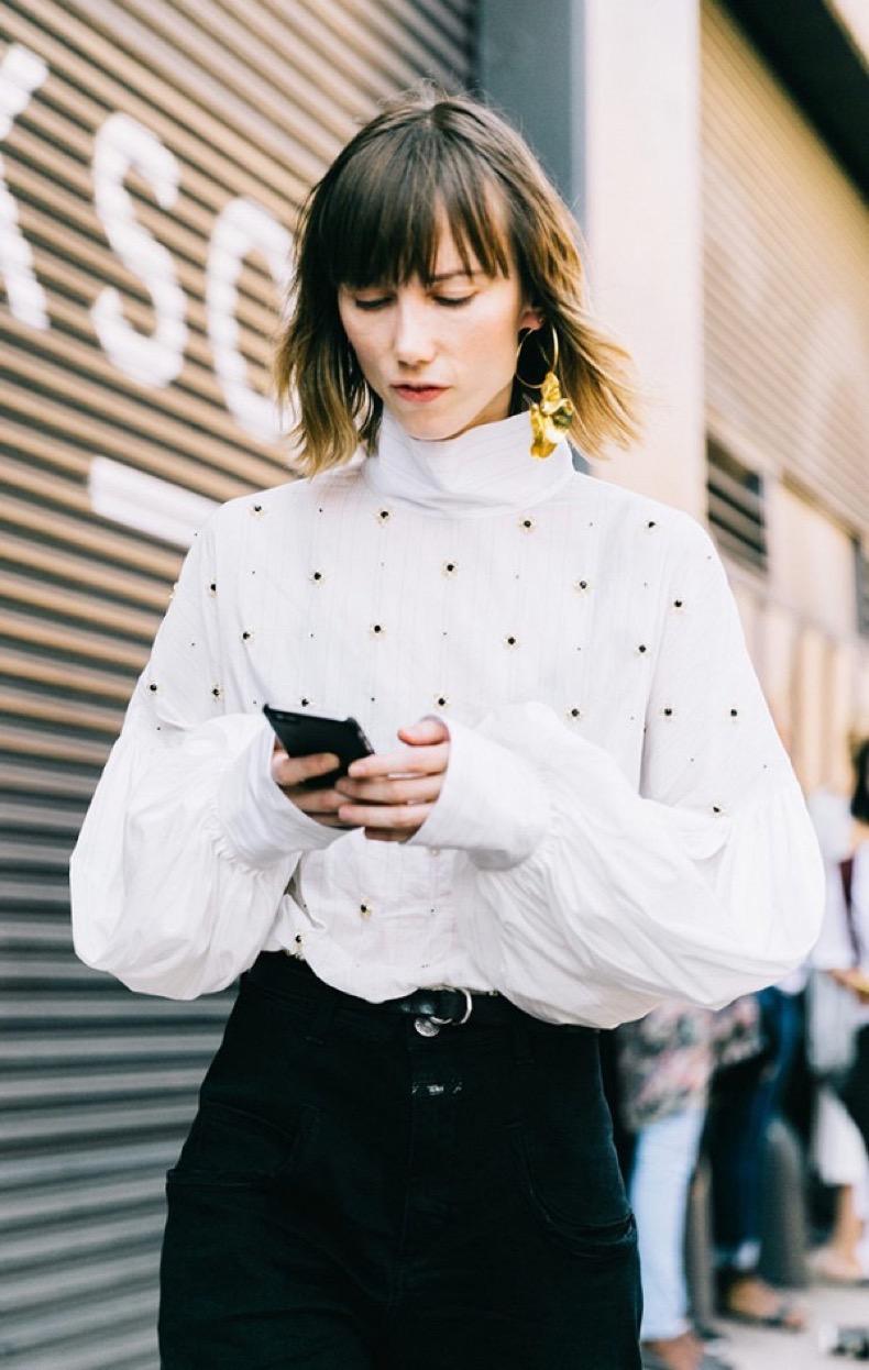 earrings street style