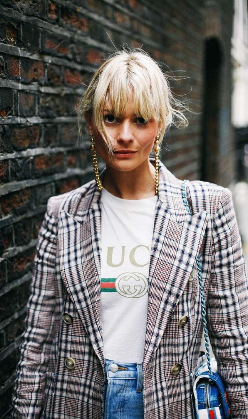 gucci tee street style