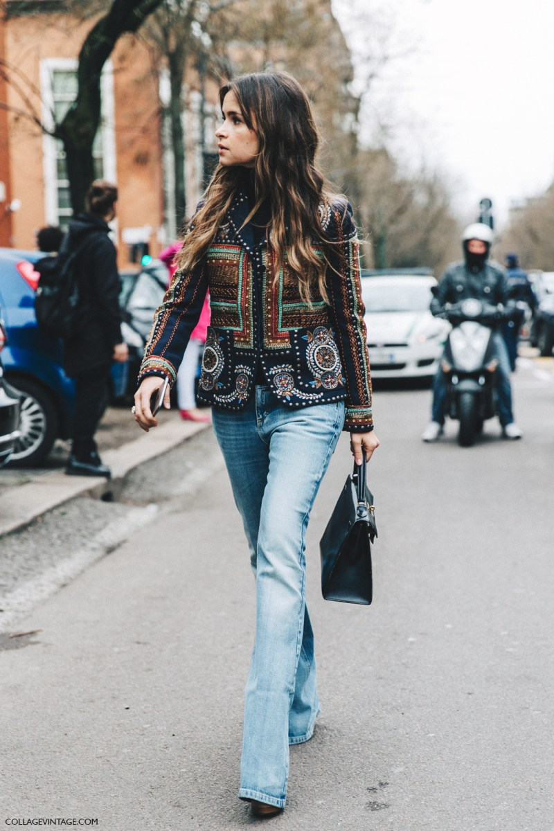 valentino jacket street style