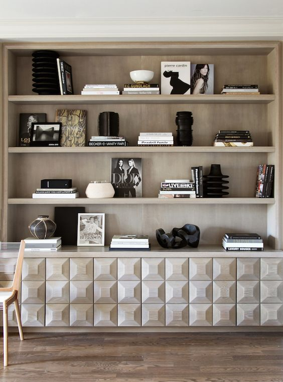 5 Tricks For The Perfect Book Shelf