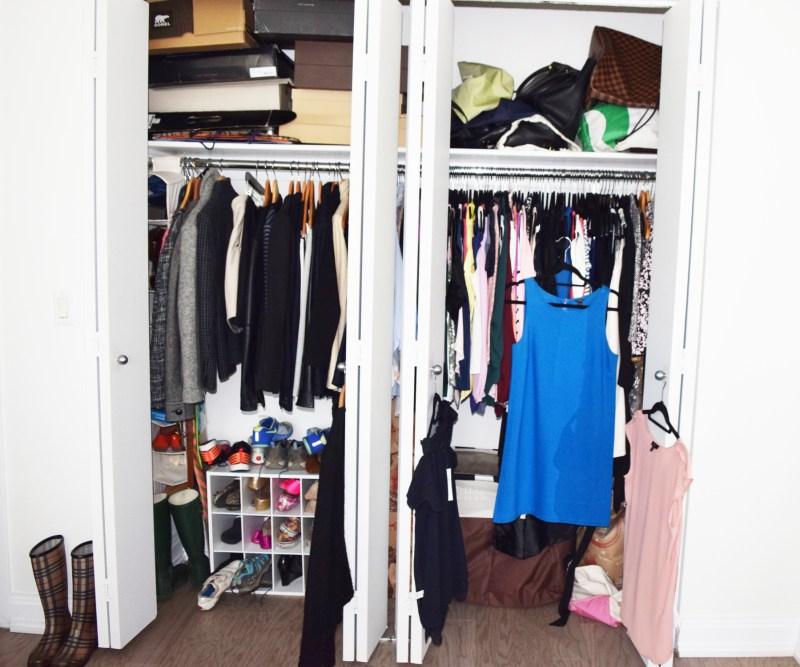 Sara Hardy Closet Edit