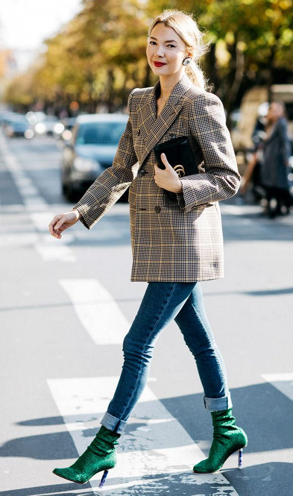 Visual Therapy: Fall Must Have - The Boxy Blazer