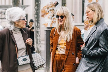 street style thanksgiving outfit inspiration