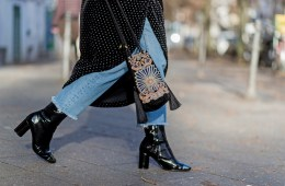 7 Fresh Ways to Wear Black Booties