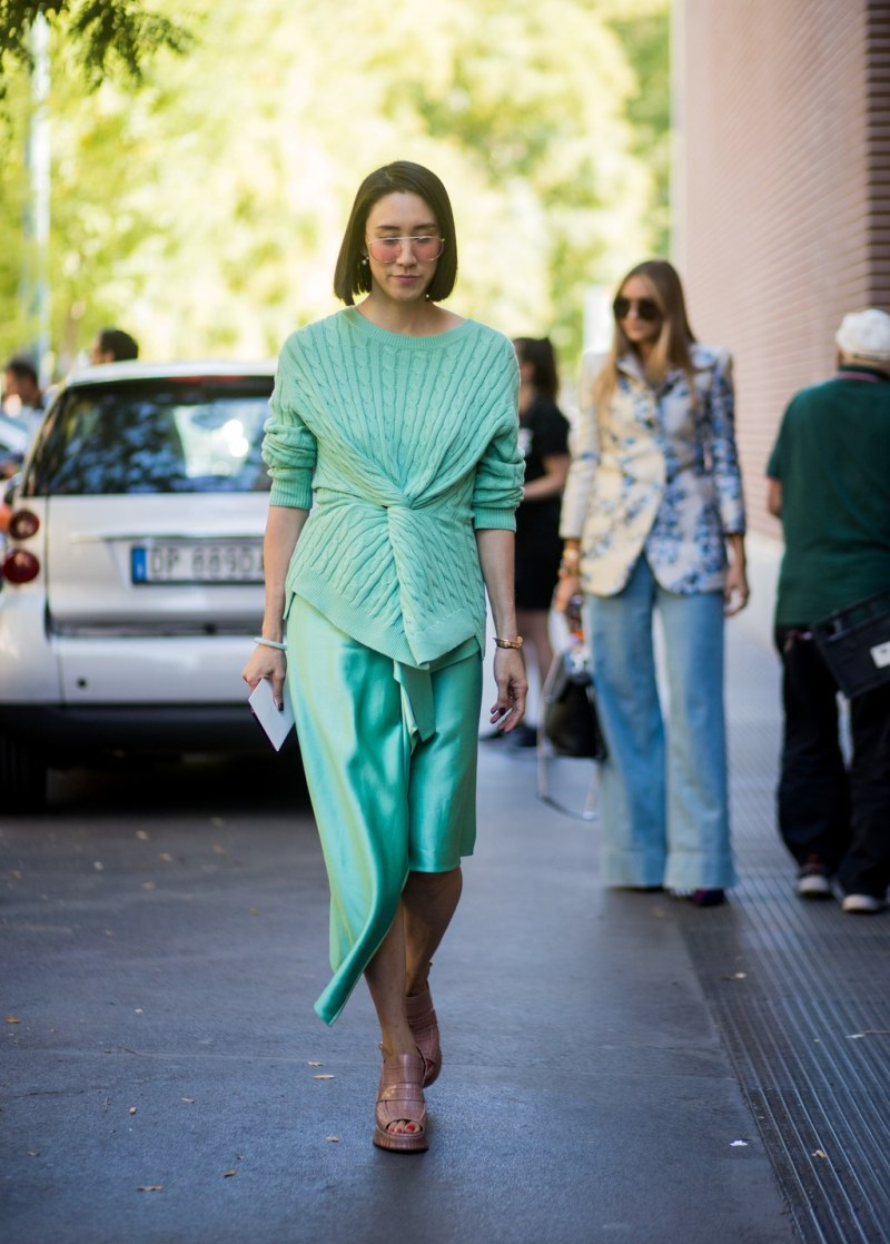 Trust Us, You Need These Colors in Your Spring Wardrobe