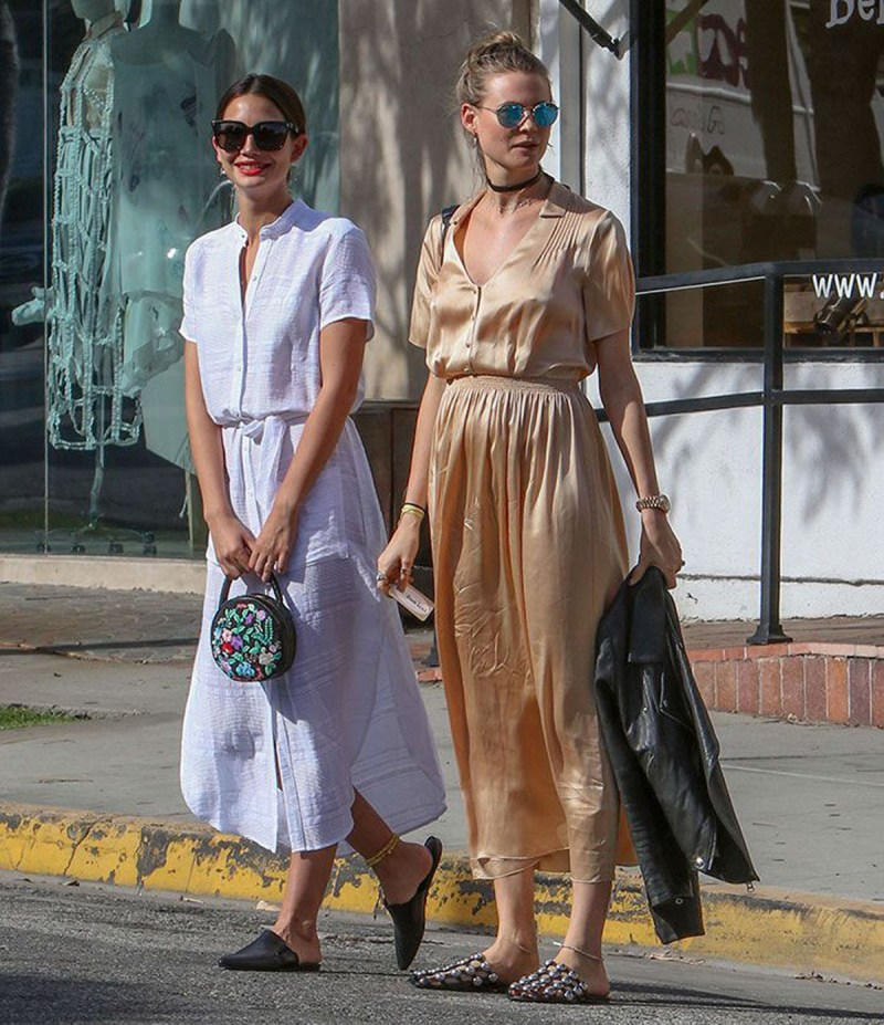 Slides, mules and strappy sandals are trending for Summer 2018