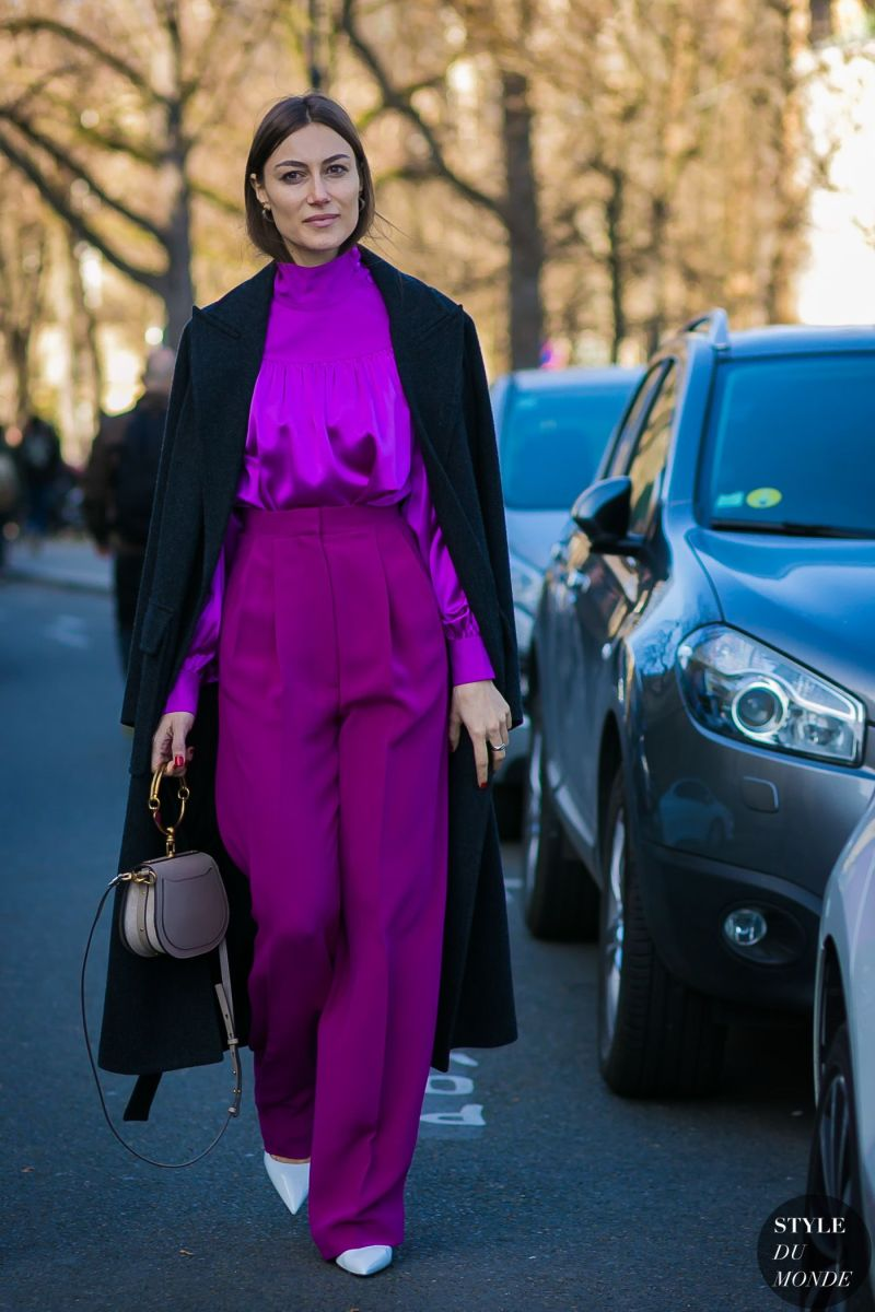 You Need These Colors in Your Fall Wardrobe