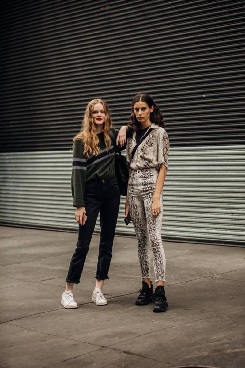 Street style nyfw 2018