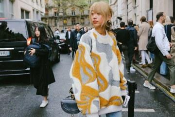 sweater street style