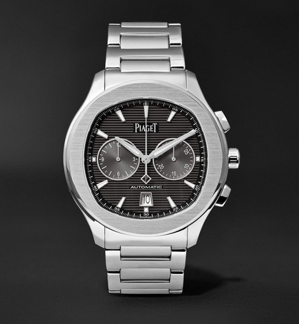 Piaget stainless steel watch