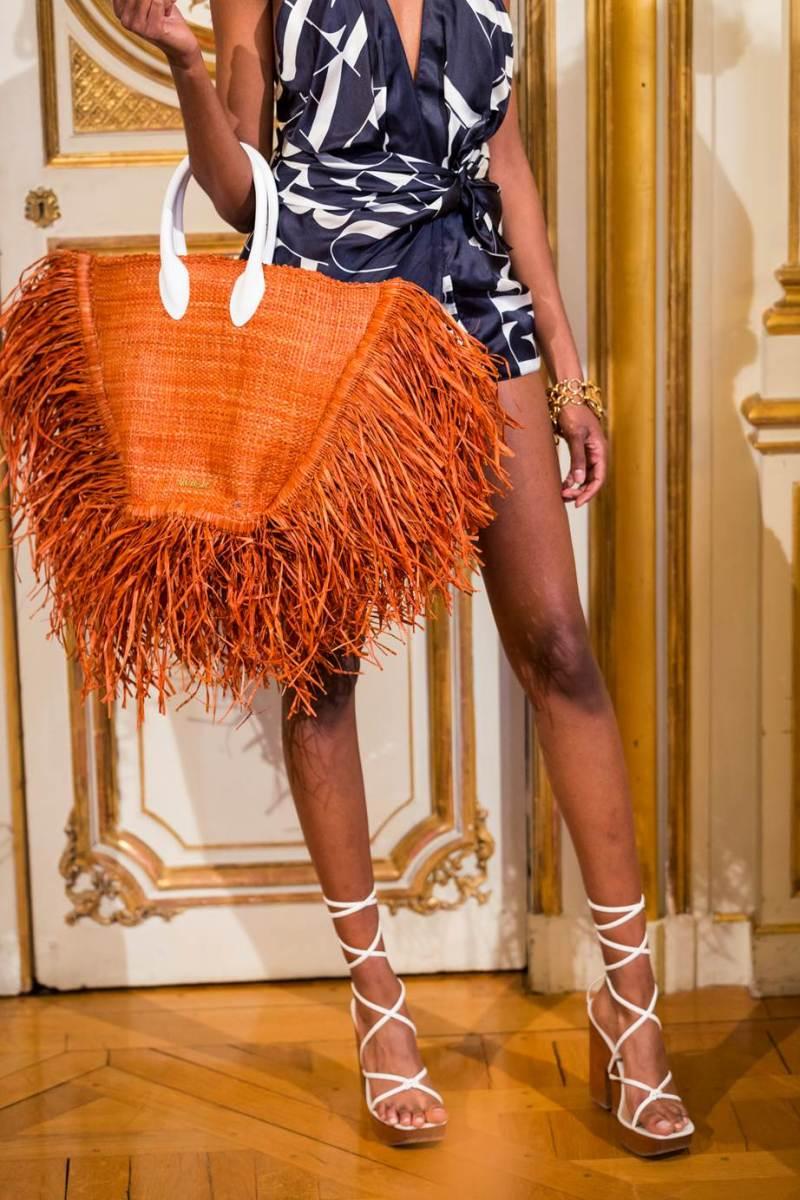 Jacquemus Rafia Bag