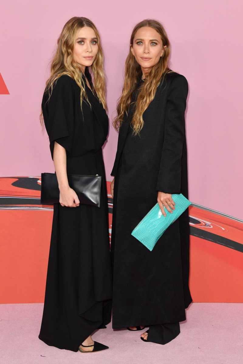 Mary Kate Ashley Olsen CFDA 2019