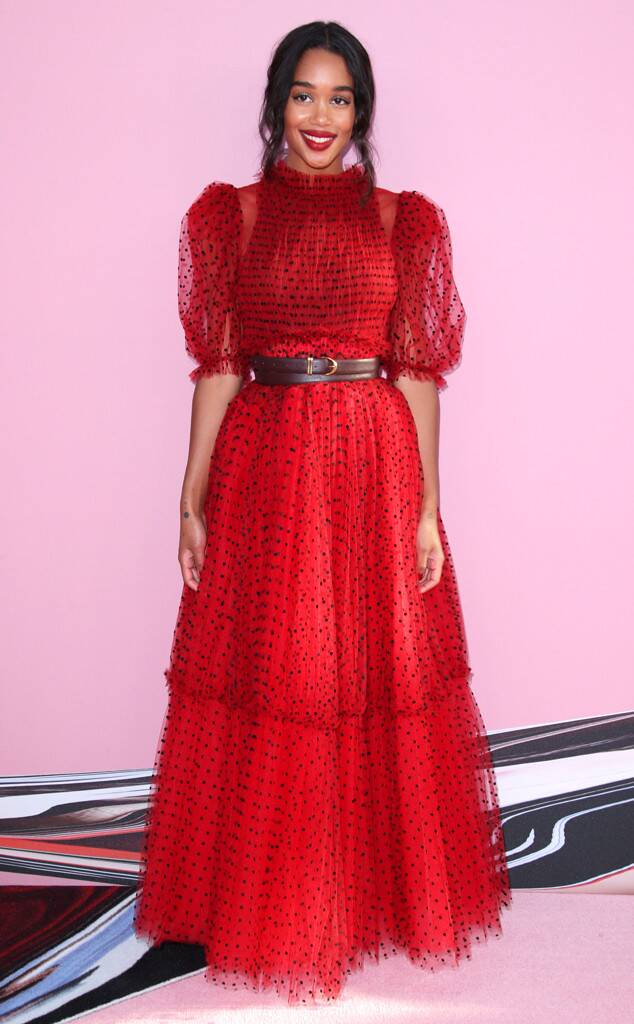 Laura Harrier cfda 2019