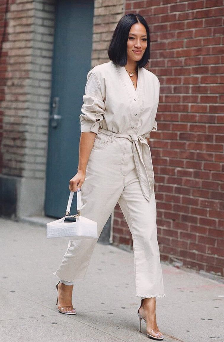 Visual Therapy - This Jumpsuit Is It For Fall