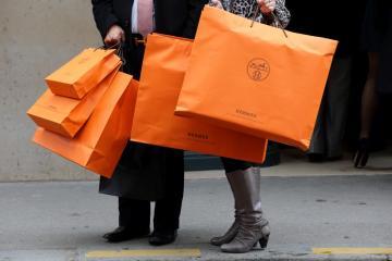 hermes shopping bags