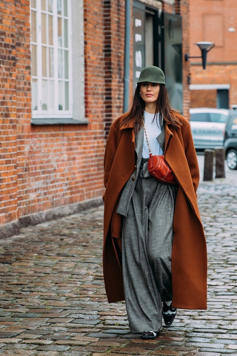 Copenhagen street style 2020
