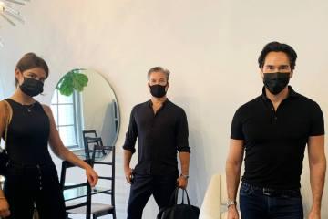 Visual Therapy - Jesse Garza, Joe Lupo, Nikki Rose