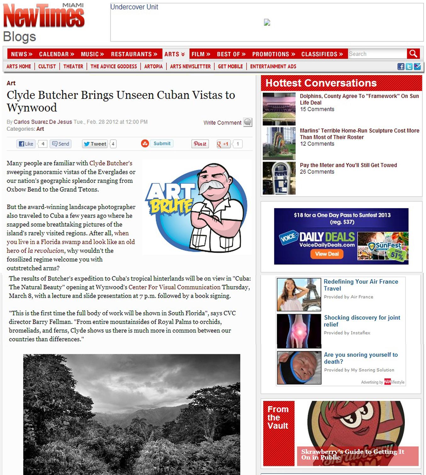 Miami New Times 300k