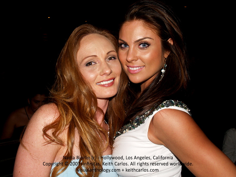 Nadia Bjorlin - Days of Our Lives, Redline, Hollywood, Los Angeles, California - Copyright © 2007+infinitas. Keith Carlos. All rights reserved worldwide. visualanthology.com + keithcarlos.com