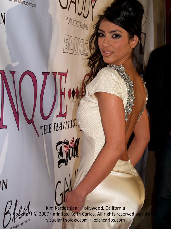 Kim Kardashian - Hollywood, Los Angeles, California - Copyright © 2007+infinitas. Keith Carlos. All rights reserved worldwide. visualanthology.com + keithcarlos.com